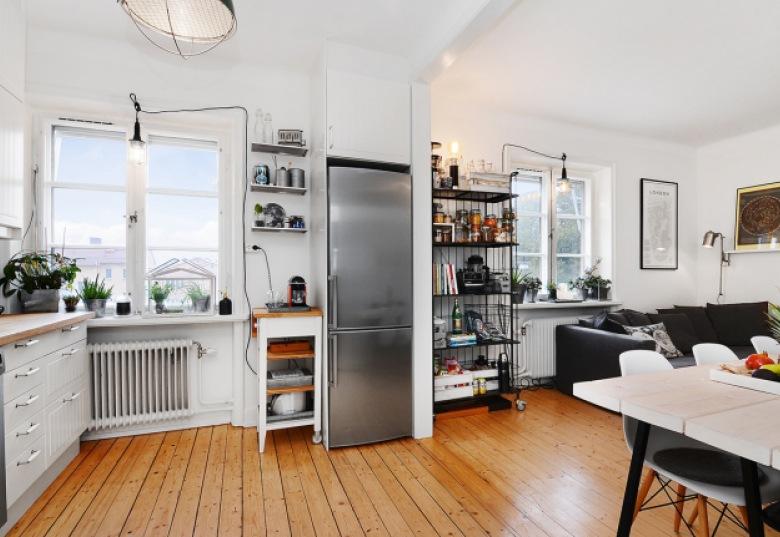 Przestronne mieszkanie o powierzchni 44 m². Czy to możliwe?