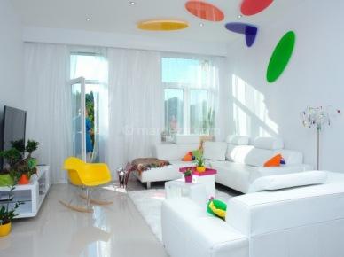 Nowoczesne mieszkanie z młodzieńczą fantazją, czyli jak urządzić dom lekko i nastrojowo - poniedziałkowe zakupy on-line.