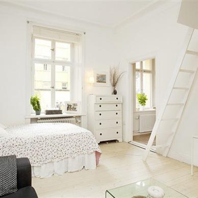 Przytulne mieszkanie z antresolą i pięknym ogrodem na tarasie :)