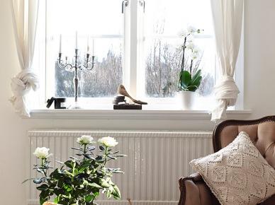 Prowansalski gfotel i patera we wspólczesnym mieszkaniu (20201)
