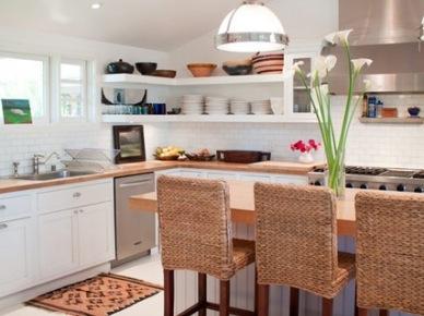 11 inspirujących pomysłów na krzesła barowe w kuchni – aranżacje wnętrz z wyspami kuchennymi | Lovingit (15603)