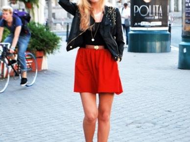 Trendy w modzie na jesień 2012 i wywiad z autorką bloga modowego Catewalk!