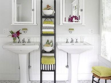 Miejsce na ręczniki w łazience (16319)