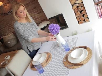 Jak udekorować stół na obiad? (50357)