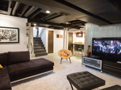 Basement Design, Pictures, Remodel, Decor and Ideas (110)