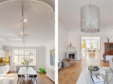 Duża kuchnia - Swedish Apartment (3037)