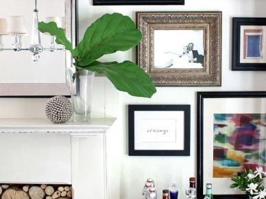 Biała atrapa kominka to idealne rozwiązanie do mieszkań, gdzie nie można zainstalować prawdziwego kominka.Wokół galeria zdjęć i obrazów i tworzy nam się przytulne miejsce w...