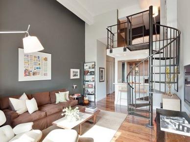Jak urządzić mieszkanie w odcieniach szarości i brązu, czyli parę podpowiedzi i inspiracji wybranych przez Lovingit
