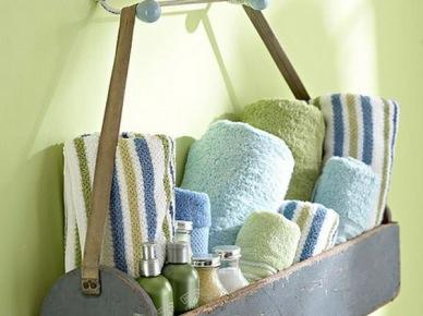 Miejsce na ręczniki w łazience (16312)