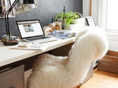 Home office, czyli inspiracje i sposoby na aranżację biura w domu.