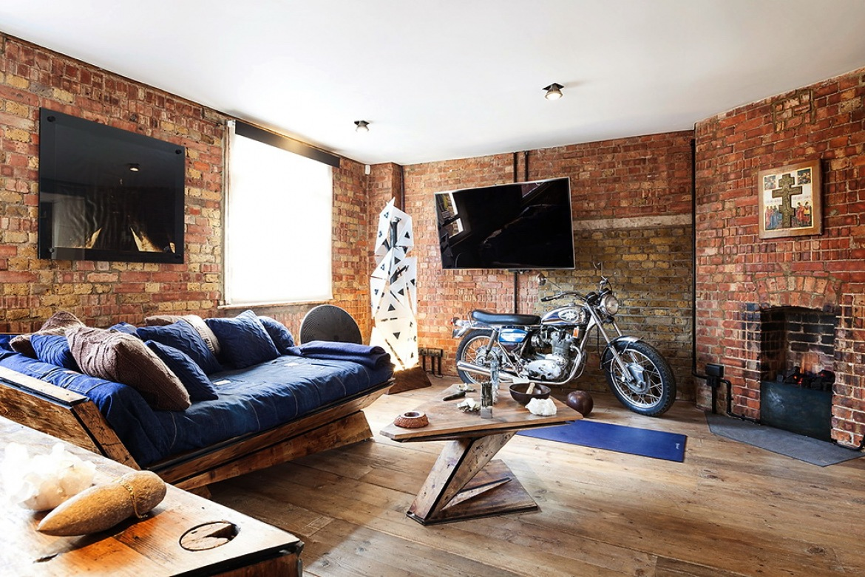Ремонт в квартире в стиле лофт своими руками