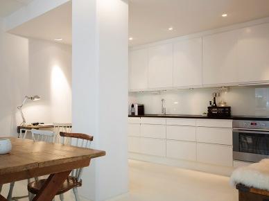 Tag Salon Połączony Z Kuchnią I Jadalnią