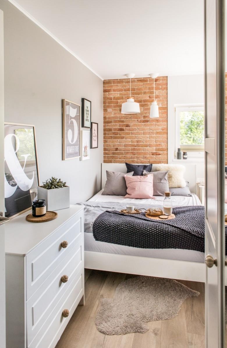 Sypialnia Wnętrza Inspiracje Lovingitpl