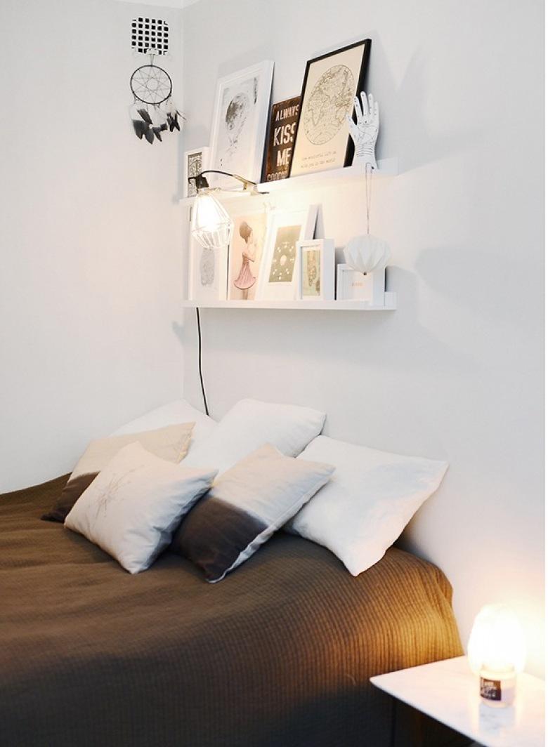 Pomysłowe Półki Nad łóżkiem Tag Zdjęcia Lovingitpl