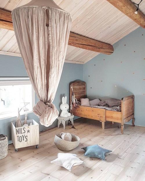 Wnętrze tygodnia z instagramu, czyli rodzinna aranżacja domu z niesamowitym pokojem dziecięcym!