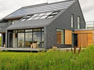 Scandinavian Retreat: architecture (2242)