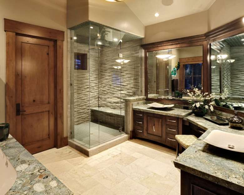 Bathroom Design, Pictures, Remodel, Decor and Ideas (126)