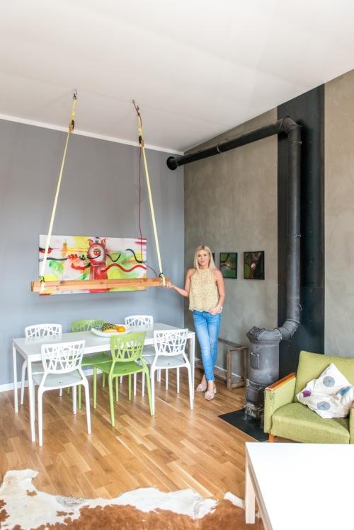 Aranżacja najbardziej oryginalnego mieszkania do wynajęcia w Poznaniu! HOME TOUR