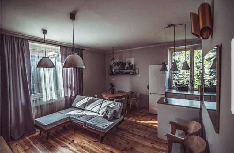 Metamorfoza wnętrza od czytelniczki Kamili, czyli jak zaaranżować mieszkanie z duszą :)
