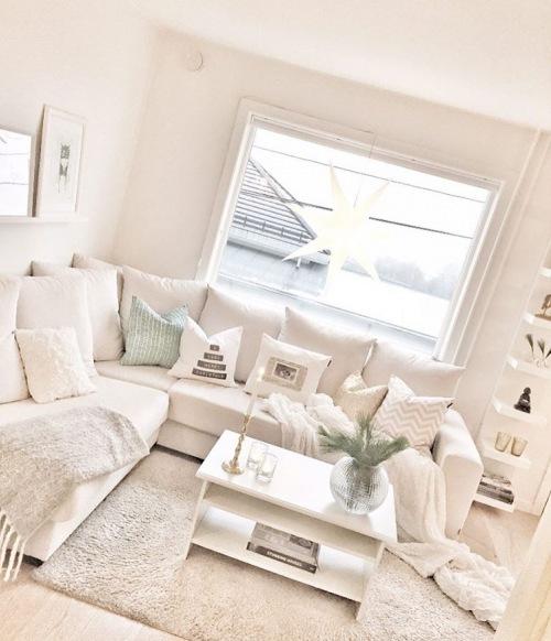 Jasna i przytulna przestrzeń do mieszkania, czyli wnętrza tygodnia z instagramu