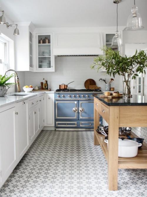 Przestronna, inspirująca kuchnia before & after, czyli metamorfoza w wielkim stylu!