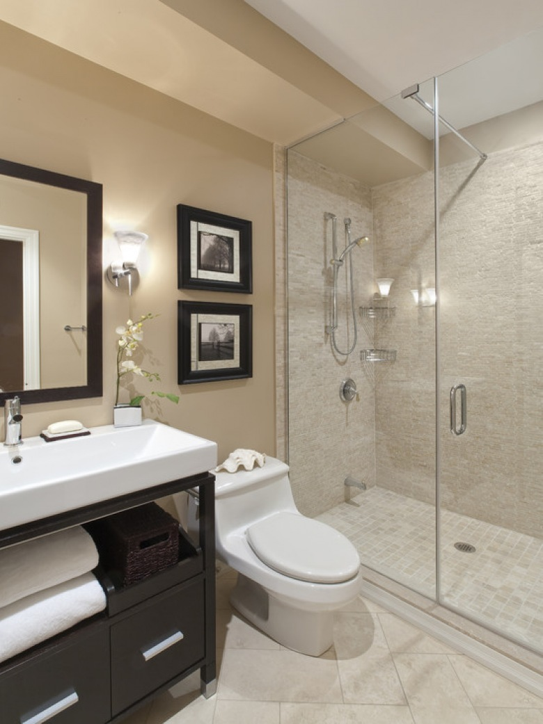Bathroom Design, Pictures, Remodel, Decor and Ideas (113)