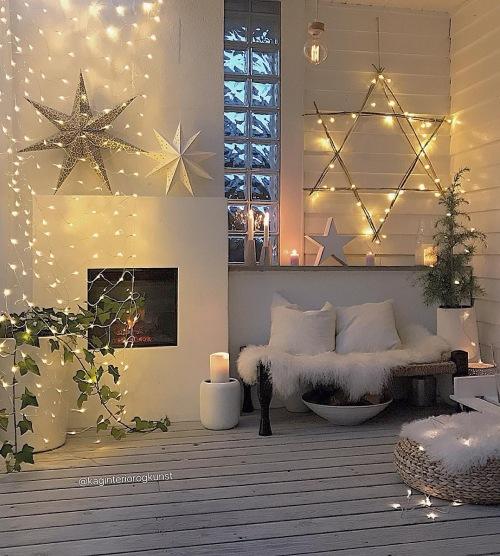 Święta po skandynawsku, czyli wnętrza tygodnia z instagramu