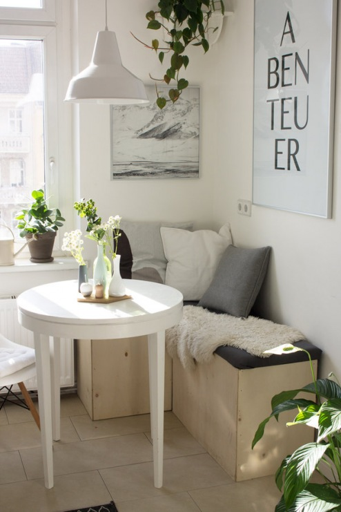 Stół W Malej Kuchni 8 Inspirujących Pomysłów