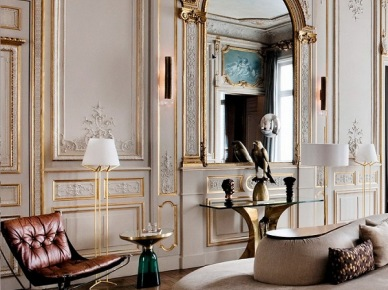 Paris | Apartment | Glamour (3002)