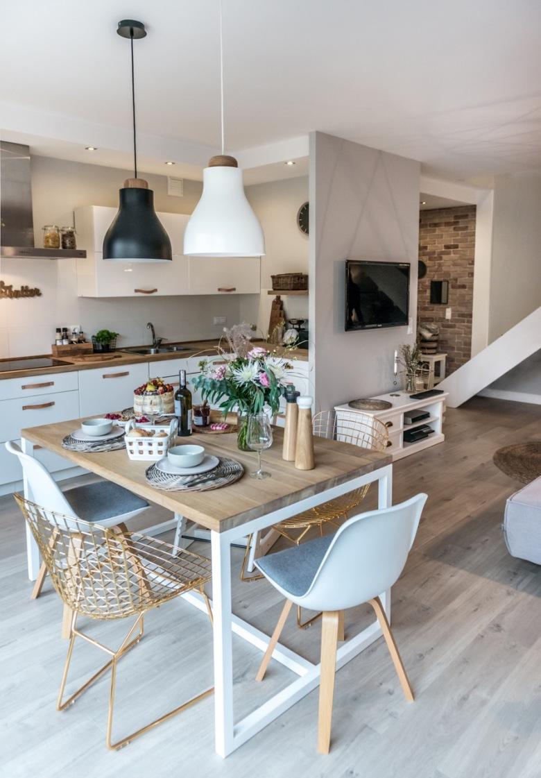 Styl skandynawski jadalnia wpisy for Photo decoration maison